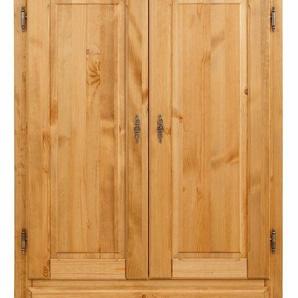 Home affaire Wäscheschrank 2trg mit 1 Schublade und 2 Einlegeböden, beige, FSC-Zertifikat, »Teo«, , , FSC®-zertifiziert