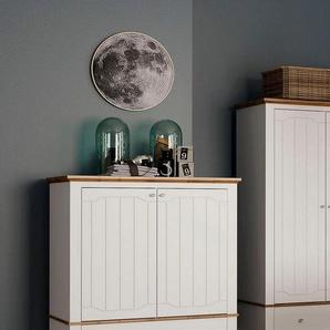 Home affaire Wäscheschrank »Teverton« 2-türig aus FSC®-zertifiziertem Holzwerkstoff