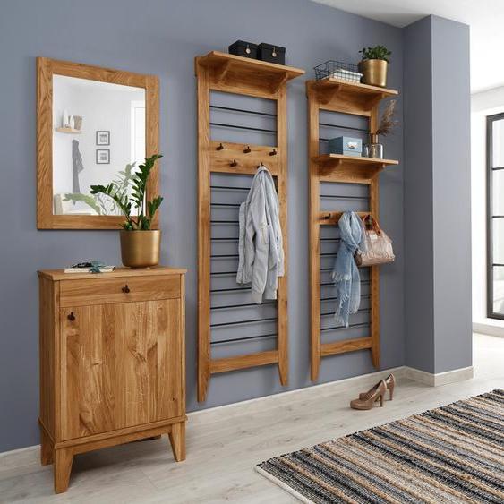 Home affaire Wandpaneel Kriemhild 60x22x189 cm beige Garderobenpaneele Garderoben Regale