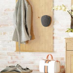 Home affaire Wandpaneel Sofia 0, Einheitsgröße braun Garderobenpaneele Garderoben Regale