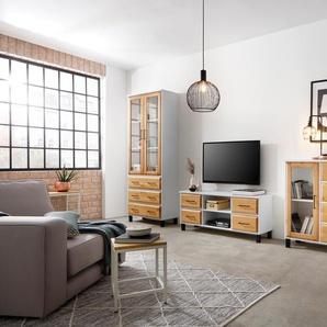 Home affaire Wohnzimmer-Set Kemi (Set, 3-tlg)