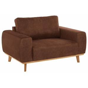Home affaire XXL- Sessel »Gabrielle« mit Holzrahmen, im eleganten skandinavischen Design