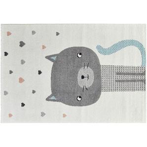 for friends Webteppich  Swing Mc Kids Animal ¦ creme ¦ 100 % Polypropylen ¦ Maße (cm): B: 120 Teppiche  Auslegware » Höffner