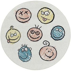 for friends Kinderteppich  Swing McKids ¦ creme ¦ 100% Polypropylen, Synthethische Fasern ¦ Maße (cm): B: 120 Teppiche  Kinderteppiche » Höffner