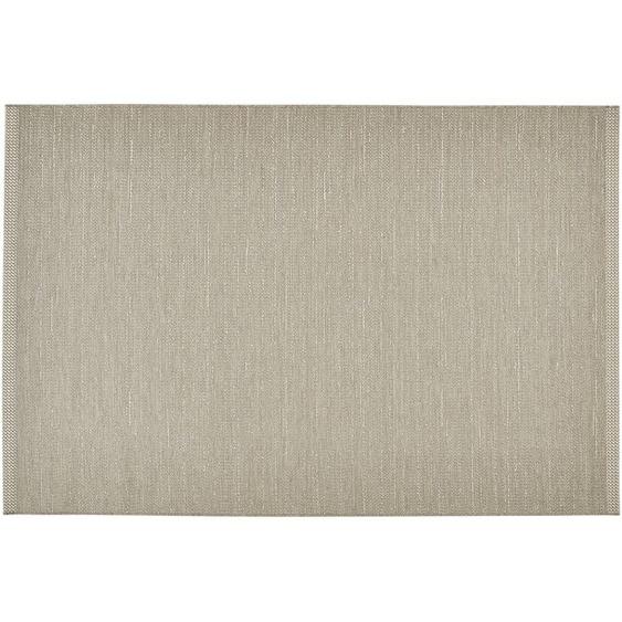 HOME STORY Outdoor-Teppich - beige - Synthethische Fasern | Möbel Kraft