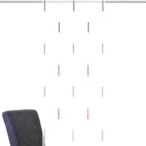 Home Wohnideen Schiebegardine  »FELICITY«, H/B 245/60 cm, lila