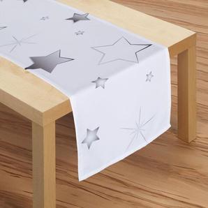 HOME WOHNIDEEN Tischläufer »STARS«