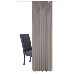 Home Wohnideen Vorhang »OTTO«, H/B 245/135 cm, beige, blickdichter Stoff
