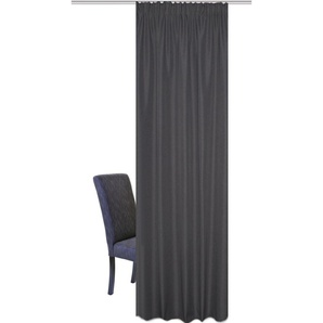 Home Wohnideen Vorhang  »OTTO«, H/B 245/135 cm, grau, blickdichter Stoff