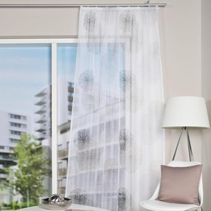 Home Wohnideen Vorhang  »RAWLINS«, H/B 245/140 cm, grau