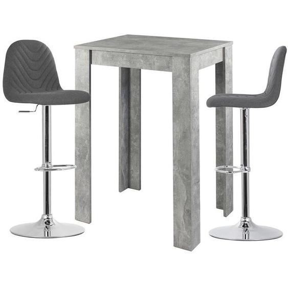 Homexperts Bar-Tischgruppe Nika / Circus