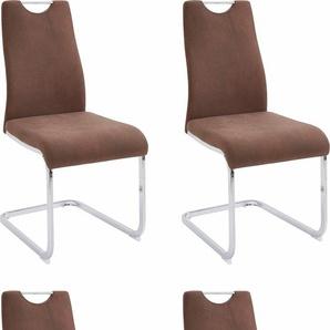 Stuhl 2-er und 4-er Set, 4er-Set, »Zabona«, Homexperts