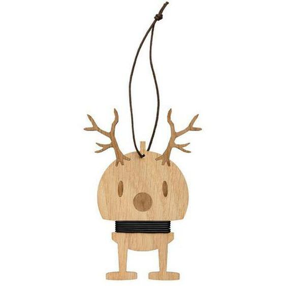 Hoptimist Anhänger 2er Set Medium Reindeer Ornament Rentier