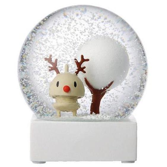 HOPTIMIST Dekofigur »Rudolf Snow Globe«