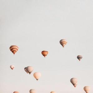 Hot Air Balloons - Leinwandbild