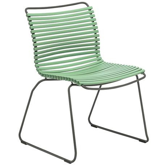 Houe - Click Dining Stuhl - dusty light green - outdoor