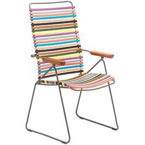 Houe - Click Position Stuhl - multicolor 1 - outdoor