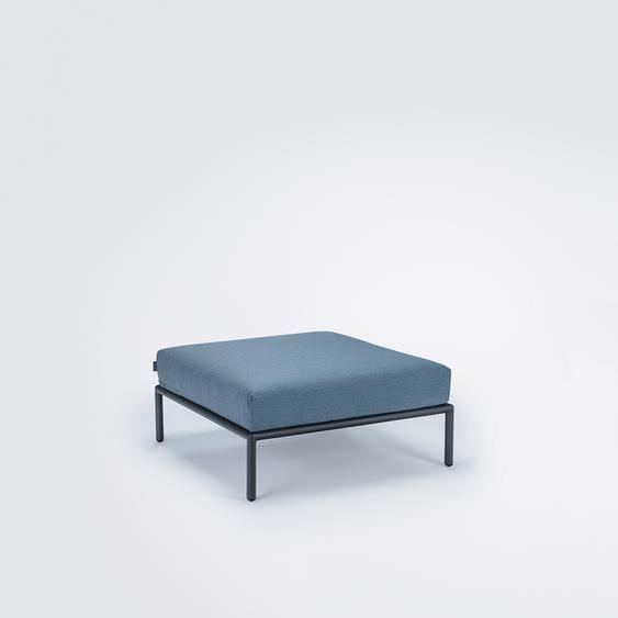 Houe - Level Hocker - Dusty blue - outdoor