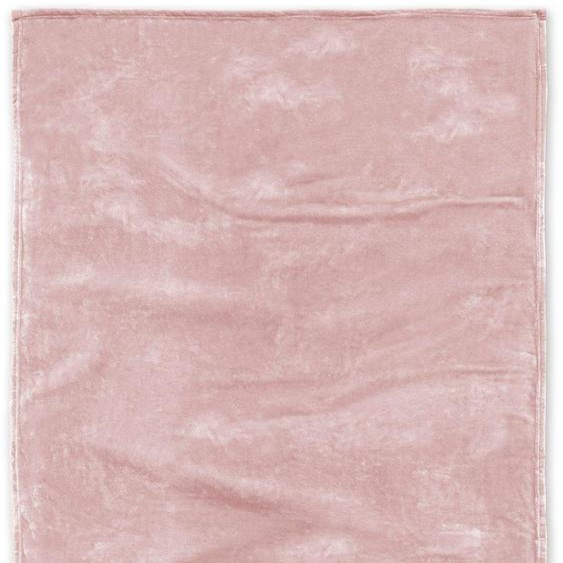 Hucke Berlin Wohndecke »Michi«, 150x200 cm, rosa