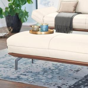 hülsta sofa Hocker »hs.420« (mit Holzrahmen in Eiche Natur oder Nußbaum)