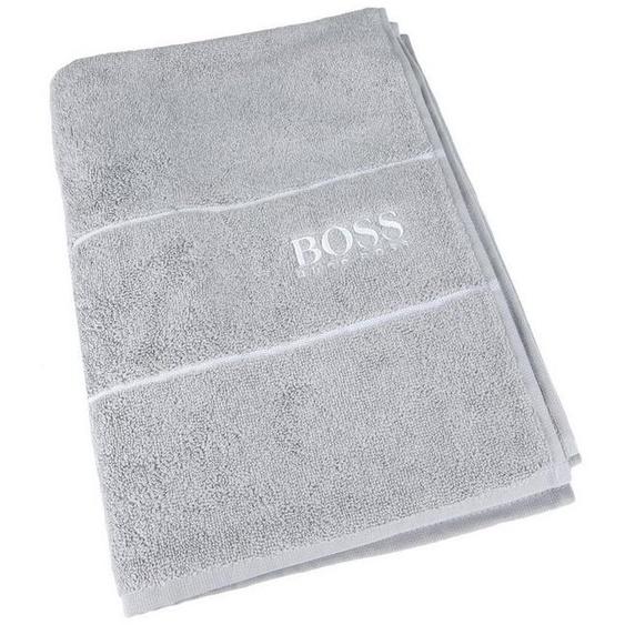 Hugo Boss Home Badetuch »PLAIN« (1-St), aus ägyptischer Baumwolle