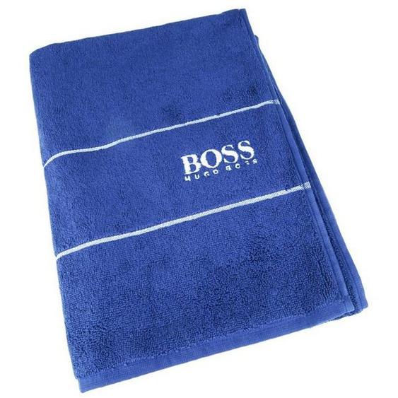 Hugo Boss Home Duschtuch »PLAIN« (1-St), aus ägyptischer Baumwolle
