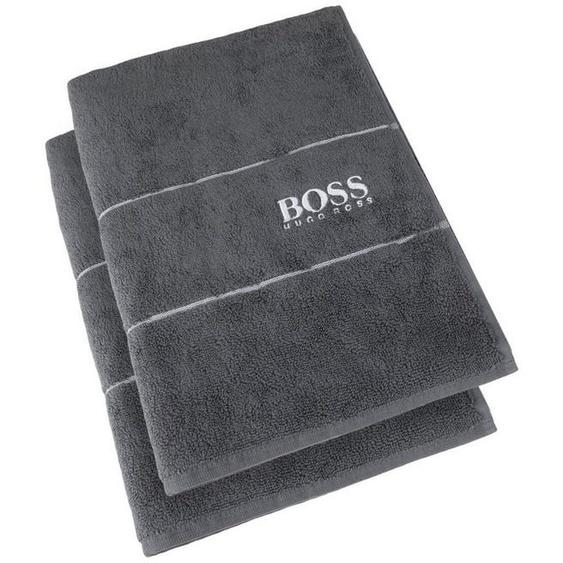 Hugo Boss Home Gästehandtuch »PLAIN 2-tlg.« (2-St), 40 x 60 cm