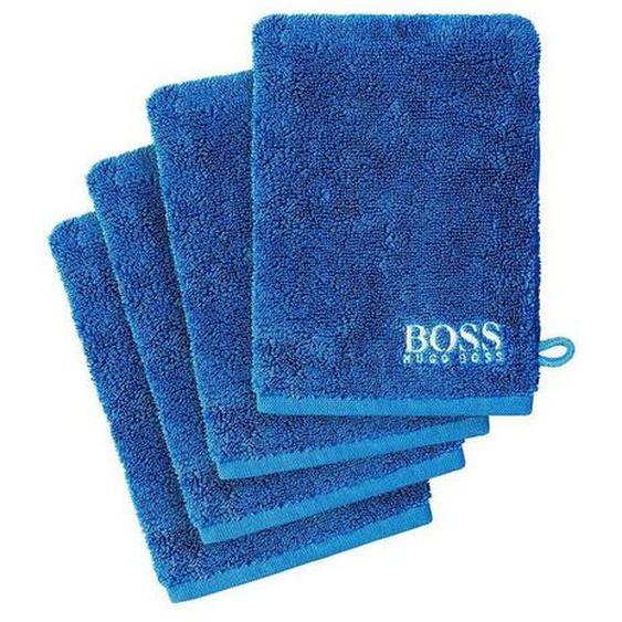 Hugo Boss Home Waschlappen »PLAIN 4-tlg.« (4-tlg)