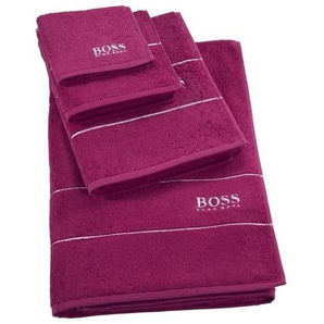 Hugo Boss Home Waschlappen »PLAIN 4-tlg.« (4-tlg)