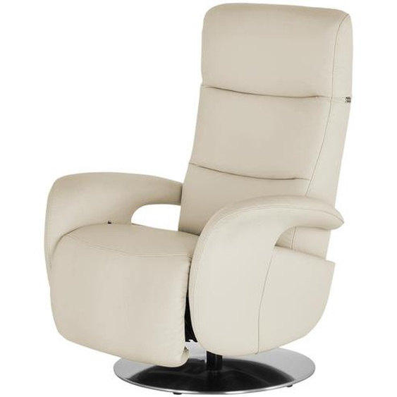 Hukla Relaxsessel  Andy ¦ creme ¦ Maße (cm): B: 79 H: 110 T: 85