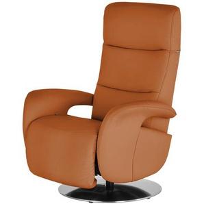 Hukla Relaxsessel  Andy ¦ orange ¦ Maße (cm): B: 79 H: 110 T: 85