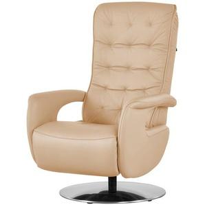 Hukla Relaxsessel - beige - 72 cm - 113 cm - 83 cm | Möbel Kraft