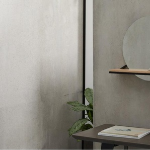 Huldra Wandspiegel mit Ablage (o 46 cm), Schwarz