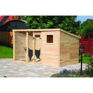 Hundezwinger XL ca. 8 m² - PROMADINO