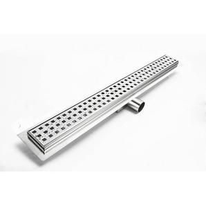 Duschrinne Metall 3-reihig gelocht 600 mm