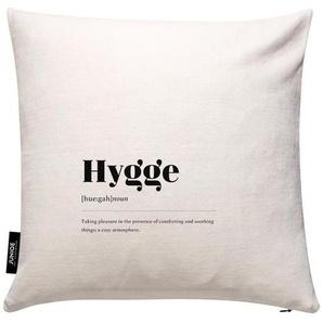 Hygge -  Kissen