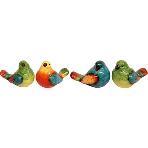 Home affaire, Keramik-Figuren, »Vogel« (4er Set)
