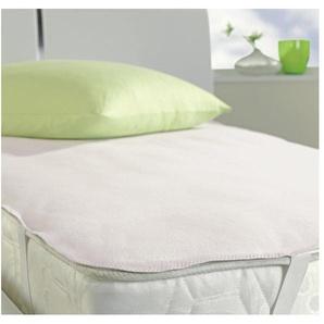 Ibena Matratzenauflage »Pure Aktiv 5516«, 140x210-220 cm, weiß