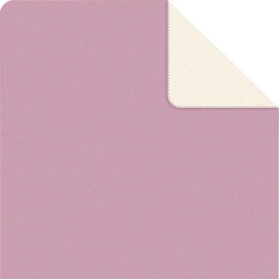 Ibena Wohndecke »Jacquard Lorient«, 150x200 cm, rosa