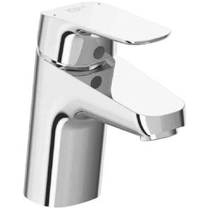 IDEAL STANDARD Waschtischarmatur »CeraFlex«, verchromt mit Ablaufgarnitur