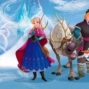Idealdecor Fototapete »Disney Frozen«, grafisch