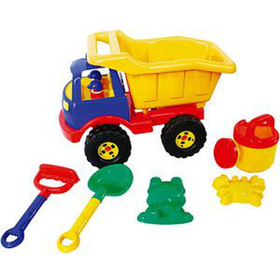 Idena Sandspielzeug-Set mehrfarbig