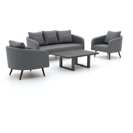 Il Tempo Giulia/Bolano Sessel-Sofa Lounge-Set 4-teilig