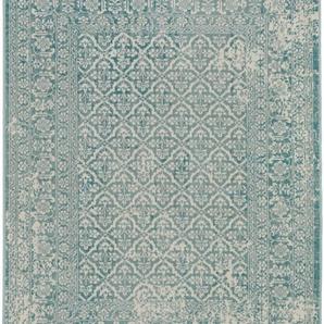 Teppich Antique Türkis 160x230 cm