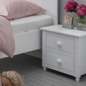 INFANSKIDS Klaudia Kinderzimmer Nachtkommode 50x57,5x41cm