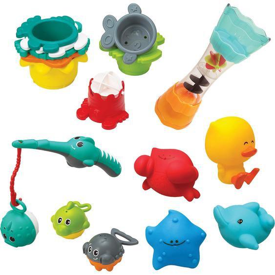 Infantino BKids Wasserspiel 16 teiliges Set