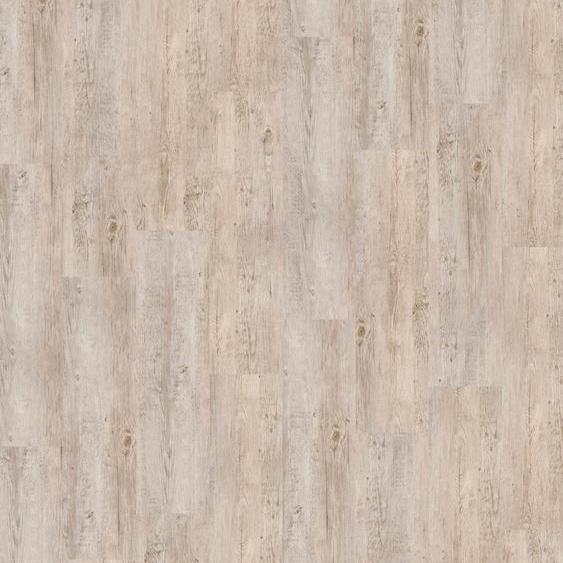Infloor Teppichfliese Velour Holzoptik Pinie hell, rechteckig, 6 mm Höhe, 14 Stück, 4 m², 25 x 100 cm, selbsthaftend, für Stuhlrollen geeignet B/L: cm St. beige Teppichfliesen Bodenbeläge Bauen Renovieren