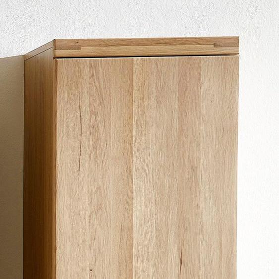 Innostyle Hängeschrank Bianco, mit Soft-Close-Funktion, inkl. Beleuchtung 40 x 156 37 (B H T) cm, Holzwerkstoff wildeichefarben (Korpus)/Massivholz Wildeiche (Front) braun Hängeschränke Schränke
