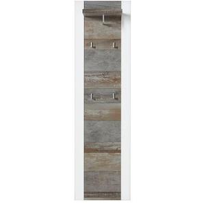 Innostyle Mateo Garderobenpaneel 48x29x170cm Weiß