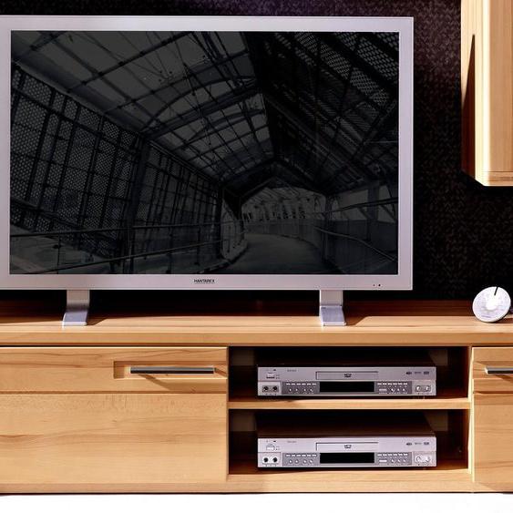 Media-Board »Nature Plus«, 190x36x45 cm (BxHxT), FSC®-zertifiziert, Innostyle, Material Massivholz